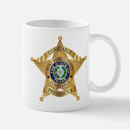 Fort Bend Constable Mug
