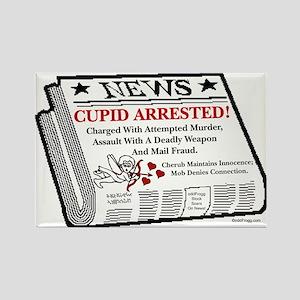 oddFrogg Cupid Arrested Refrigerator Magner