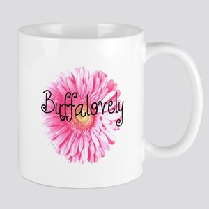 Buffalovely Gerber Daisy Mug