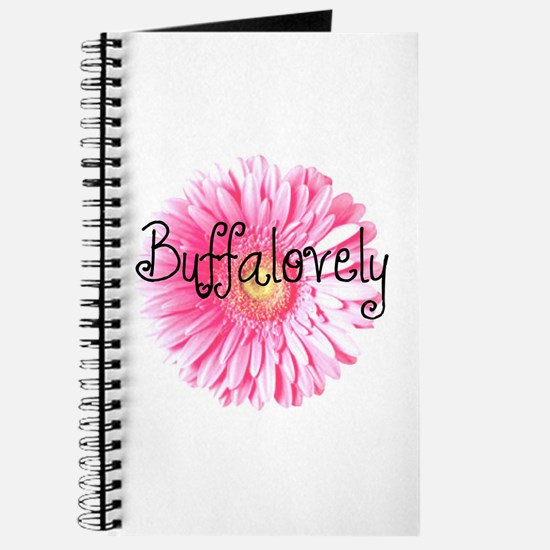 Buffalovely Gerber Daisy Journal