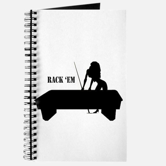 RACK 'EM Journal