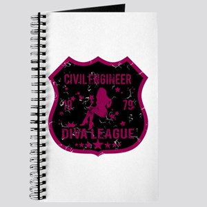 Civil Engineer Diva League Journal