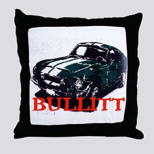 ULTIMATE CAR CHASE #2 Throw Pillow