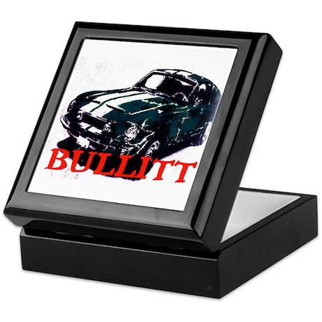 ULTIMATE CAR CHASE #2 Keepsake Box