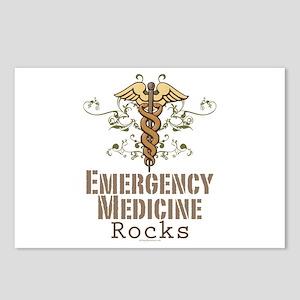 Emergency Medicine Rocks ER Doc Postcards (Package