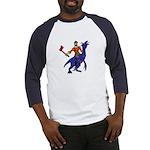 lumbersawrus copy Baseball Jersey