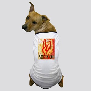 ROCK ON - RED Dog T-Shirt