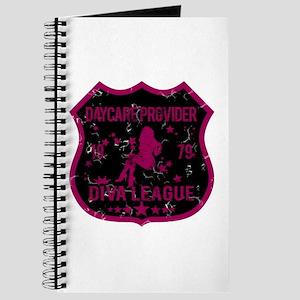Daycare Provider Diva League Journal