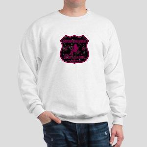 Daycare Provider Diva League Sweatshirt