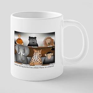 Animal Testing Mugs