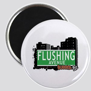 FLUSHING AVENUE, QUEENS, NYC Magnet