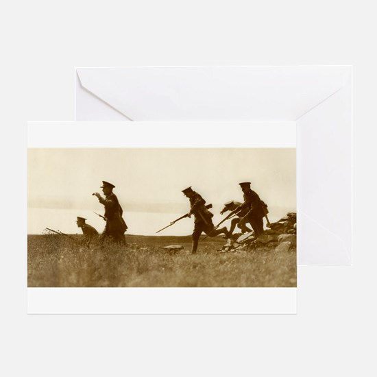 Unique Army of one Greeting Card