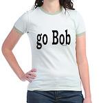 go Bob Jr. Ringer T-Shirt
