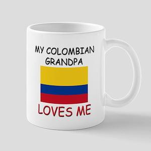 My Colombian Grandpa Loves Me Mug
