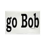 go Bob Rectangle Magnet (100 pack)
