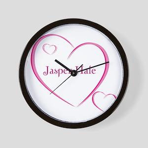 Jasper Hale Wall Clock