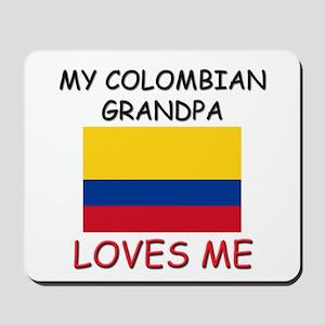My Colombian Grandpa Loves Me Mousepad