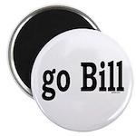 go Bill Magnet
