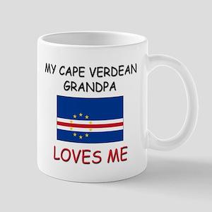 My Cayman Islander Grandpa Loves Me Mug