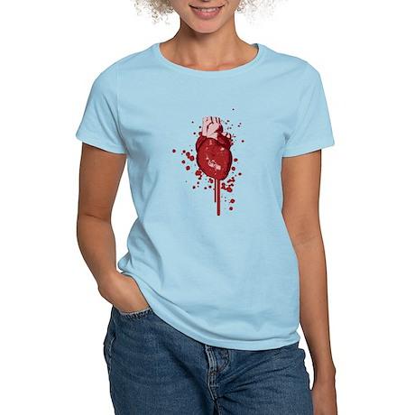 Bleeding Heart Women's Light T-Shirt