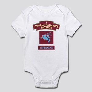 1st Can Para Batt Infant Bodysuit