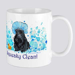 Scottish Terrier Bubble Bath Mug