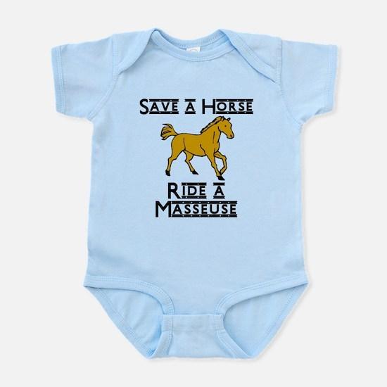 Masseuse Infant Bodysuit