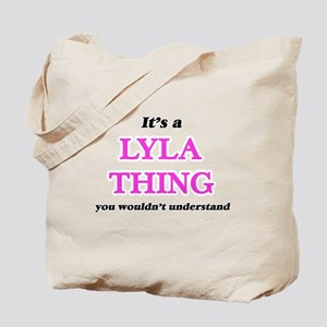 It's a Lyla thing, you wouldn't u Tote Bag