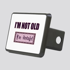 I'm Not Old I'm Vi Rectangular Hitch Cover