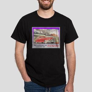 """""""1949 Packard Ad"""" Dark T-Shirt"""