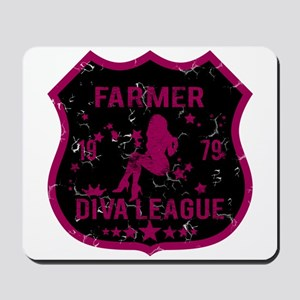 Farmer Diva League Mousepad