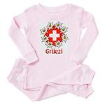 Gruezi Baby Pajamas