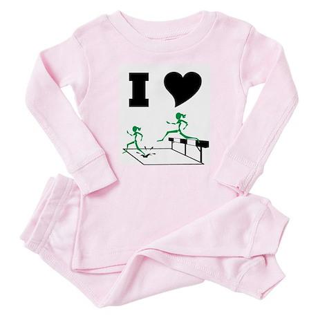 SteepleChics Baby Pajamas