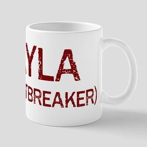 Shayla the heartbreaker Mug