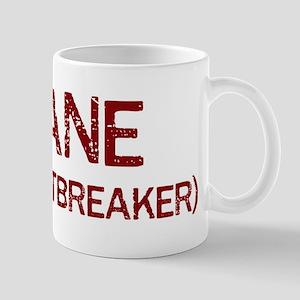Shane the heartbreaker Mug