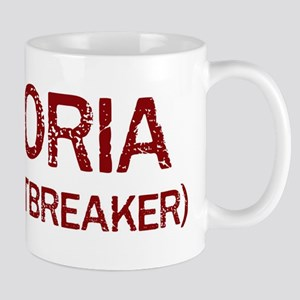 Victoria the heartbreaker Mug