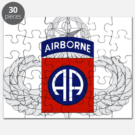 82nd Airborne Master Puzzle