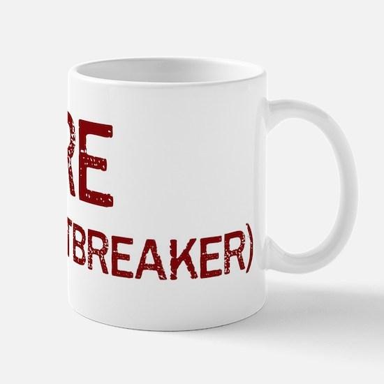 Tre the heartbreaker Mug