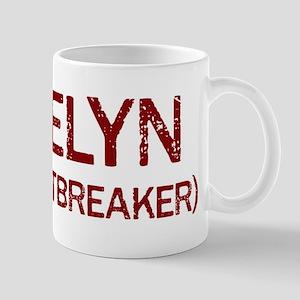 Roselyn the heartbreaker Mug