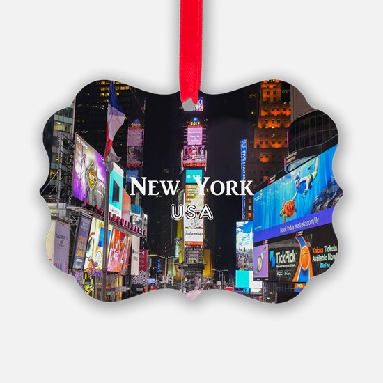 New York Ornament