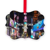 Times square Picture Frame Ornaments