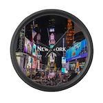 New York Large Wall Clock