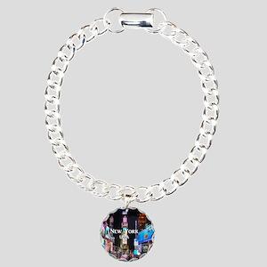 New York Charm Bracelet One