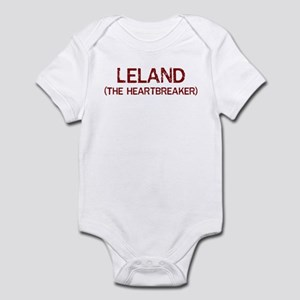 Leland the heartbreaker Infant Bodysuit