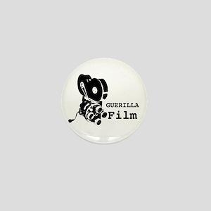 Guerilla Film Mini Button