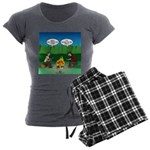 Great Campfire Women's Charcoal Pajamas