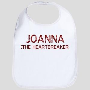 Joanna the heartbreaker Bib