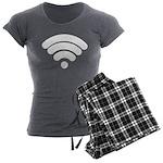Wifi Women's Charcoal Pajamas