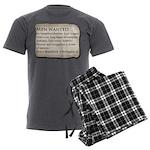 Shackleton Antarctica - Men's Charcoal Pajamas