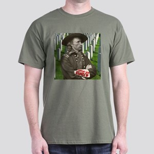 Custer was Siouxd Dark T-Shirt